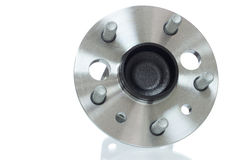 Wheel hub Royalty Free Stock Photography
