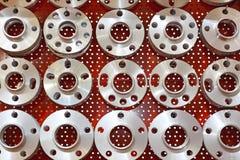 Wheel Hubs Royalty Free Stock Photography
