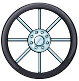 A wheel Stock Photo