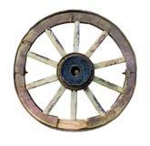 Wheel isolated Royalty Free Stock Image