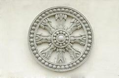 Wheel of life molding Royalty Free Stock Photos