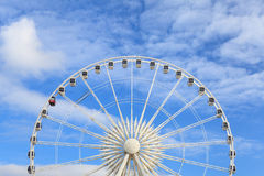The Wheel of Liverpool Stock Photo