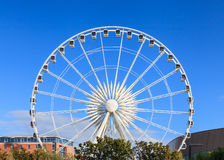 The Wheel of Liverpool Stock Photos