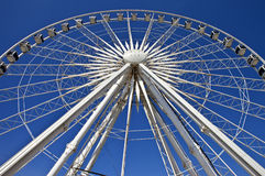 Wheel of Liverpool Royalty Free Stock Photos