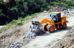 Free Wheel Loader Stock Photo - 30633690