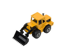 Wheel loader Royalty Free Stock Photo