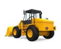 Wheel Loader Bulldozer Royalty Free Stock Image