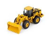 Wheel loader Royalty Free Stock Photography