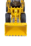Wheel loader Stock Photo