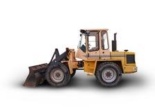 Wheel loaders excavator  Stock Images
