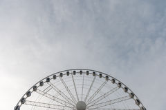 Wheel of Manchester Royalty Free Stock Photos