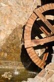 Wheel of mill Royalty Free Stock Photos