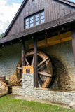 Wheel mill Royalty Free Stock Images