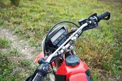 Wheel motocross bike Royalty Free Stock Photography