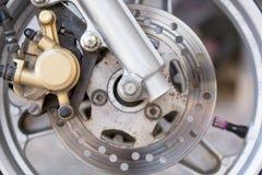 Wheel motorbikes. Stock Image