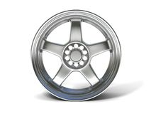Wheel rim Stock Photography