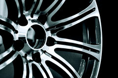 Wheel rim Royalty Free Stock Images