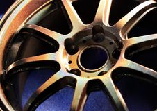 Wheel rim stock images