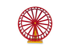 Wheel for rodents Royalty Free Stock Photos