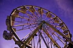 Wheel in the Sky Stock Photo