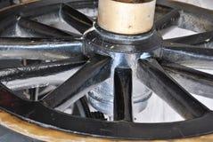 Wheel spokes Stock Image