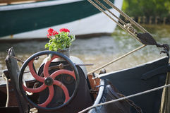 Wheel steamer detail Stock Photos