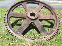 The Wheel Steel Stock Photos