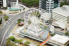 Wheel Of Surfers Paradise Stock Photography