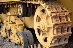 Wheel tank Royalty Free Stock Images
