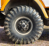 Wheel truck Royalty Free Stock Image