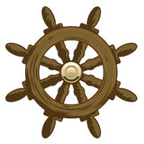 Wheel Vector Icon Royalty Free Stock Photography