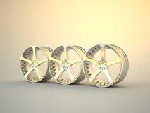 wheel1 Zdjęcie Stock