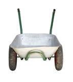 Wheelbarrow imagem de stock
