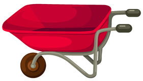 wheelbarrow Obraz Royalty Free