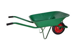 A wheelbarrow Stock Image