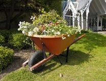wheelbarrow Zdjęcie Stock