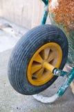Wheelbarrow Royalty Free Stock Images