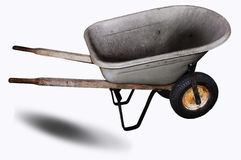 Wheelbarrow Fotos de Stock