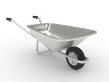 Wheelbarrow Stock Photography