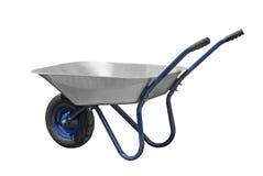 wheelbarrow zdjęcia royalty free