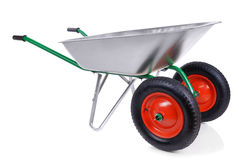 Wheelbarrow Imagem de Stock Royalty Free