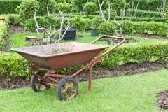Wheelbarrow zdjęcia stock