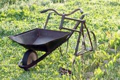 Wheelbarrow Obraz Stock