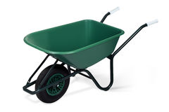Wheelbarrow Fotografia Stock