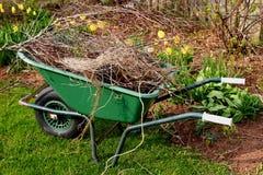 Wheelbarrow Imagens de Stock