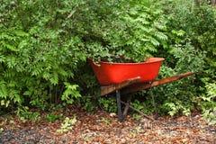 wheelbarrow Fotografia de Stock Royalty Free