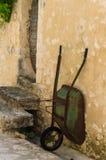 wheelbarrow Fotografia de Stock