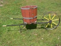wheelbarrow Lizenzfreies Stockfoto