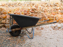 wheelbarrow Lizenzfreie Stockfotografie