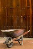 Wheelbarrow Bogota Royalty Free Stock Photo